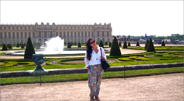 Gardens of Versailles (Spring 2012)