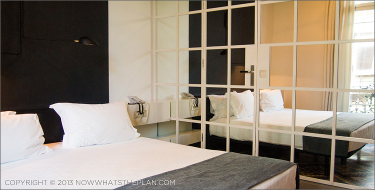 Hotel Praktik Rambla - bedroom