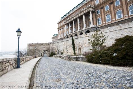 Cobbled Budapest