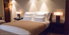 Hotel Arts Barcelona: bed