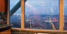 Hotel Arts Barcelona: Cooking with a view: The Royal Suite's kitchen overlooks the city of Barcelona