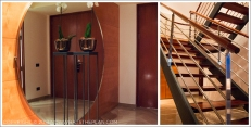Hotel Arts Barcelona: Entrance to the Royal Suite & Apartment