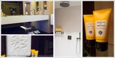 Hotel Arts Barcelona: Arts suite's beautiful modern bathroom