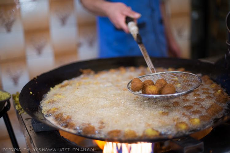 Best falafels in Jordan