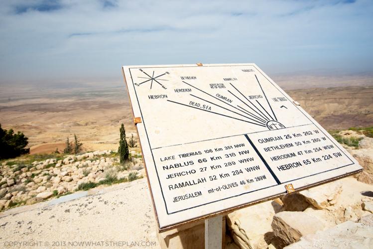 Driving in Jordan - Day 1 - Mount Nebo