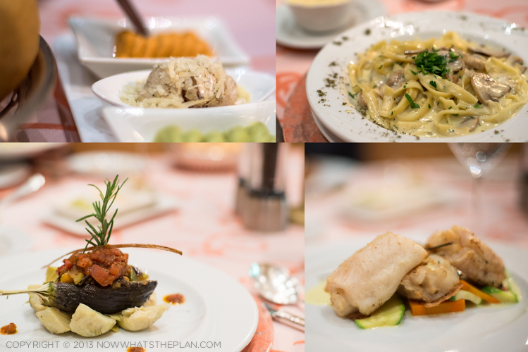 Dinner at Al Iwan