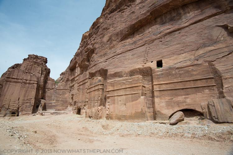 Jordan Journals Day 2: Treasures of Petra - Petra Valley