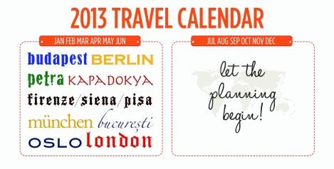 2013-travel-calendar