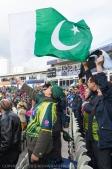 Pakistan flag represents