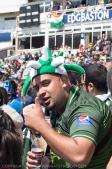 """Green and white for """"I'm Paki 'til I die!"""""""
