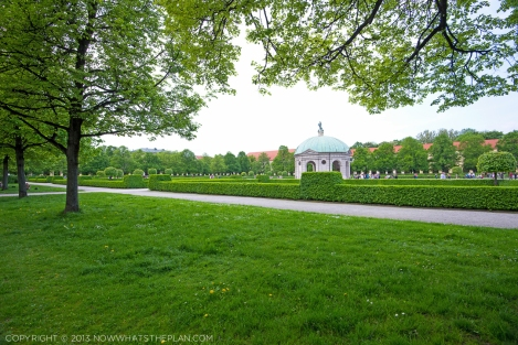 Munich's English Garden