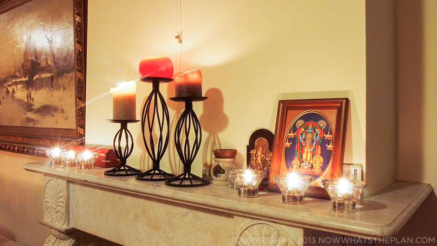 decorate-for-diwali-gods-altar