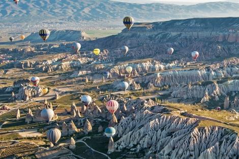 Best Travel Photos 2013 Cappadocia, Turkey