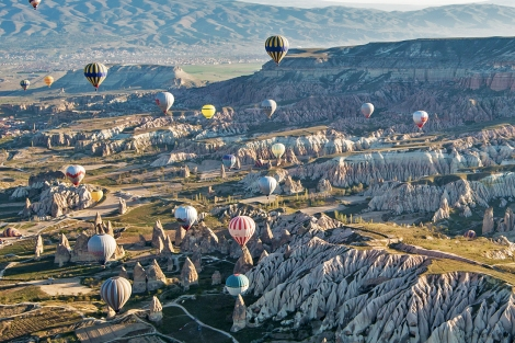 Best Travel Photos 2013 Cappadocia, Turkey